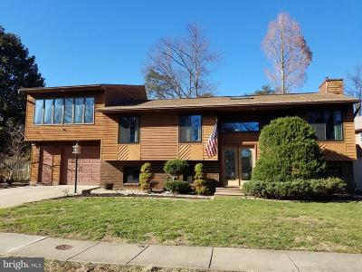 Severna Park Single Family Home For Sale: 701 Dill Road
