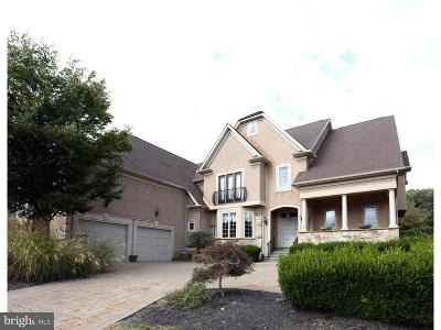 Bucks County Single Family Home For Sale: 201 Calais Circle
