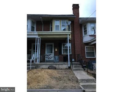 Reading Townhouse For Sale: 2443 Grant Street