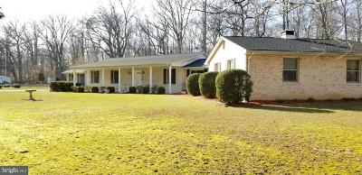 Port Tobacco Single Family Home For Sale: 8740 Locust Grove Drive