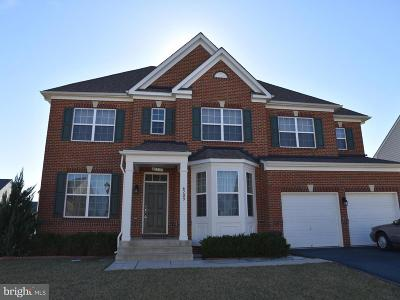 Frederick Single Family Home For Sale: 6209 Dispatch Way