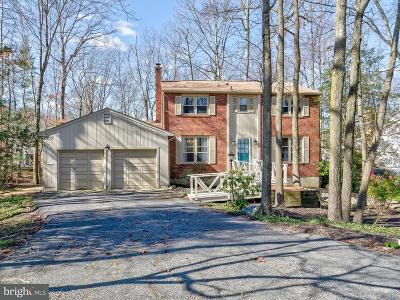 Cherry Hill Single Family Home For Sale: 1020 Swallow Drive