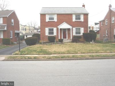 Lansdowne Single Family Home For Sale: 291 Bryn Mawr Avenue