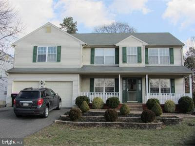 Sicklerville Single Family Home For Sale: 22 Jonquil Way