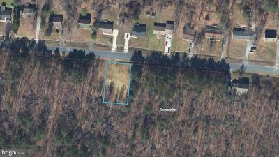 DORCHESTER COUNTY, Dorchester County Residential Lots & Land For Sale: Southside Avenue