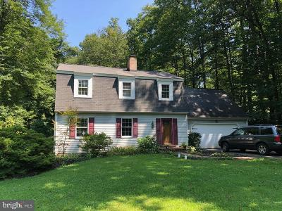Hershey Single Family Home For Sale: 91 Woodbine Drive