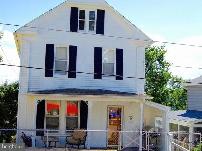 Frederick County Single Family Home For Sale: 10 C Street