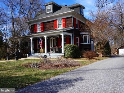 Lutherville Timonium Single Family Home For Sale: 206 Seminary Avenue W