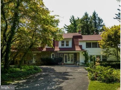 Yardley Single Family Home For Sale: 2120 N Crescent Boulevard