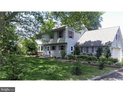 Newtown Single Family Home For Sale: 721 Washington Crossing Road