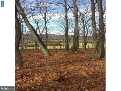 Bucks County Residential Lots & Land For Sale: 278 Headquarters Road