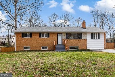 Accokeek Single Family Home Under Contract: 15312 Cedar Drive