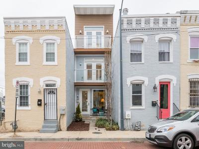 Shaw Townhouse For Sale: 415 Richardson Place NW