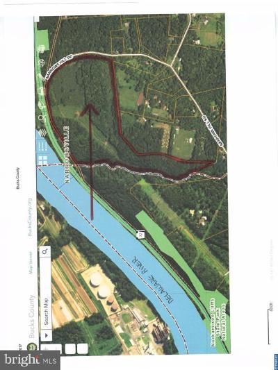 Bucks County Residential Lots & Land For Sale: Lot 4 River Road