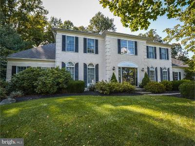 Yardley Single Family Home For Sale: 1395 Brentwood Road