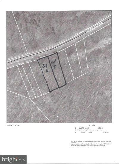 Shenandoah County Residential Lots & Land For Sale: Not On File