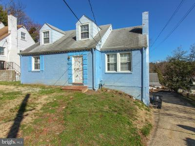 Suitland Single Family Home Under Contract: 2408 Fairhill Drive