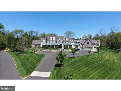 Bucks County Single Family Home For Sale: 6137 Greenhill Road