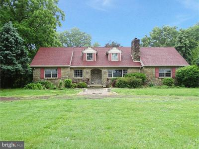 Bucks County Single Family Home For Sale: 611 River Road