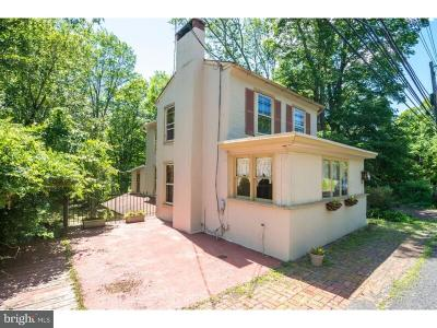 Bucks County Single Family Home For Sale: 3741 Aquetong Road