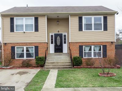 Springfield Single Family Home Active Under Contract: 7307 Beverly Park Drive