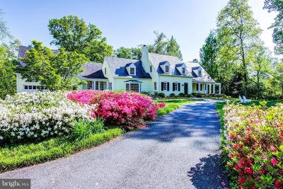 Bethesda MD Single Family Home For Sale: $2,549,900