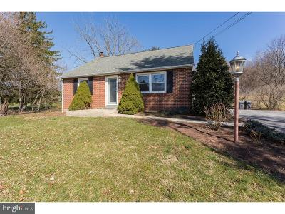 Pottstown Single Family Home For Sale: 1629 Saint Peters Road