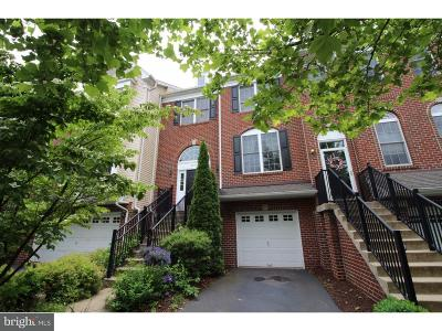 Bucks County Townhouse For Sale: 2312 W Dorchester Street