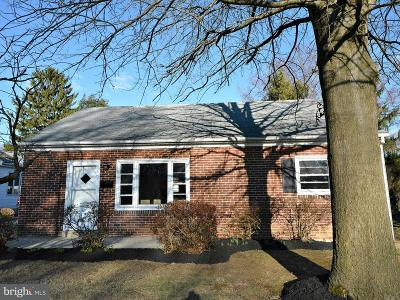 Single Family Home For Sale: 416 N Prince Street