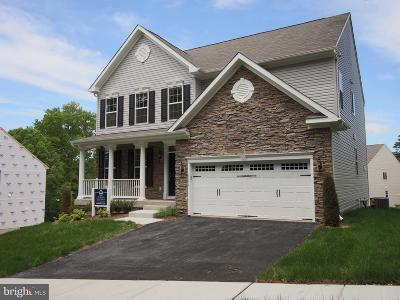Laurel MD Single Family Home For Sale: $509,990