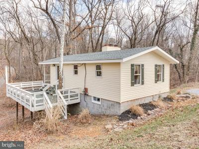 Harpers Ferry Single Family Home Under Contract: 84 Hilltop Road