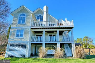 Charles County Single Family Home For Sale: 14022 River Road