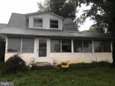 Single Family Home Active Under Contract: 156 Kellogg Mill Road