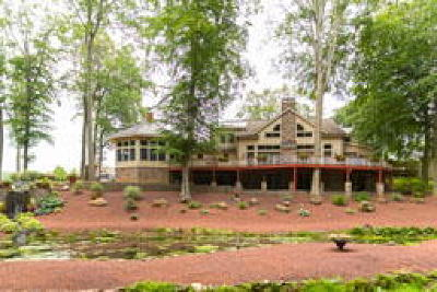 Solebury Single Family Home For Sale: 3240 Creamery Road