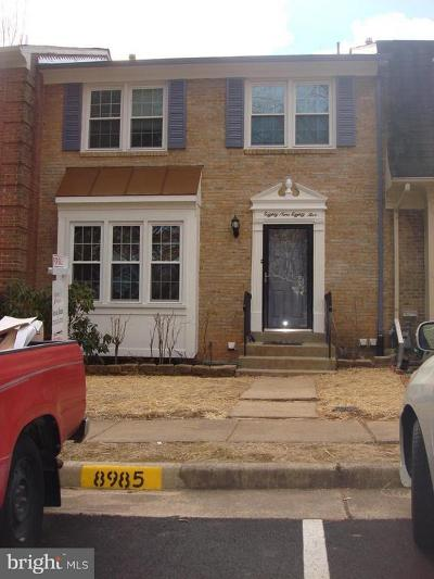 Springfield Rental For Rent: 8985 Omega Court