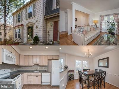 Fairfax Townhouse For Sale: 10341 Latney Road