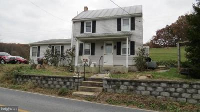 Frederick County Single Family Home For Sale: 11029 Dublin Road