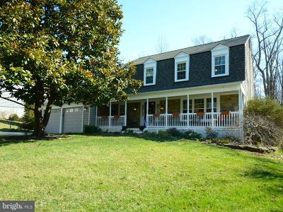 Fairfax Single Family Home Active Under Contract: 12404 Alexander Cornell Drive