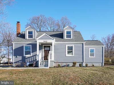 Columbia Single Family Home For Sale: 9443 Guilford Road