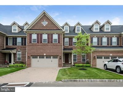 Bucks County Townhouse Under Contract: 5 Elfreths Court
