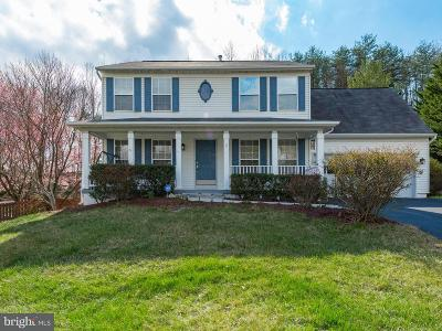 Fredericksburg City, Stafford County Single Family Home For Sale: 7 Morrissey Stone Court