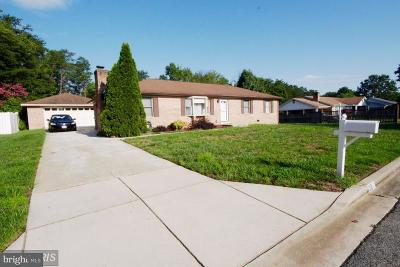Prince Georges County Single Family Home For Sale: 12811 Wheatland Way
