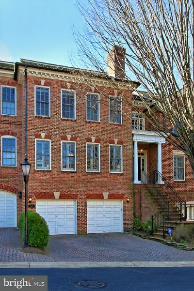 Falls Church Townhouse For Sale: 2049 Mayfair McLean Court