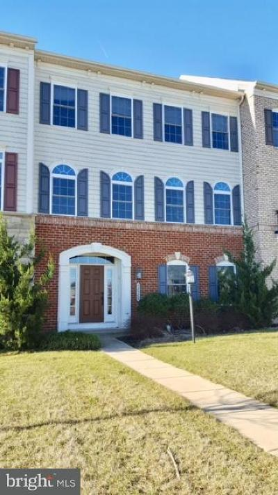 Chantilly Townhouse For Sale: 42528 Rowderbury Square
