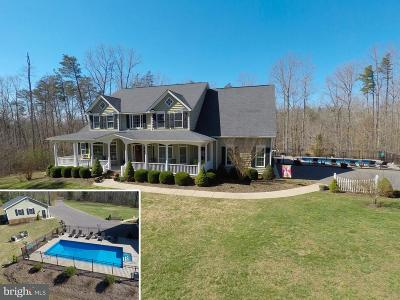 Spotsylvania Single Family Home For Sale: 8826 Olde Meadow Way