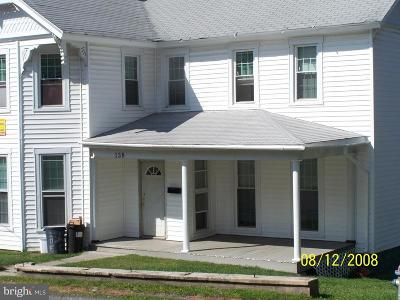 Frostburg Single Family Home Under Contract: 138 College Avenue