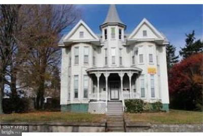 Frostburg Single Family Home For Sale: 150 Main Street