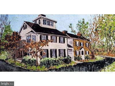 Bucks County Single Family Home For Sale: 6488 Greenhill Road