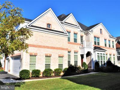 Fairfax Townhouse Under Contract: 3879 Billberry Drive