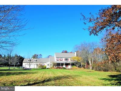 Bucks County Single Family Home For Sale: 314 Tracey Lane